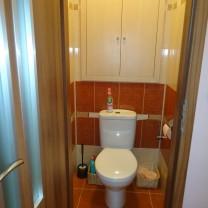 Bytové jádro - WC